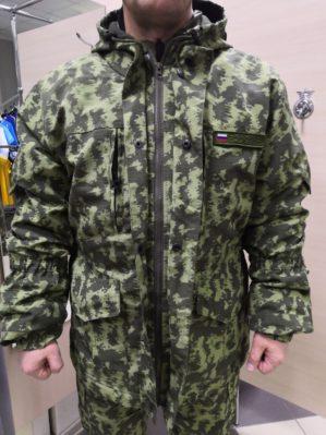 "Костюм арт.5569 ""Горка Стандарт"", куртка+брюки, армированная ткань+термофлис, демисезон"