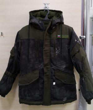 """Костюм """"Горка Питон Стандарт"""" арт.5606, КМФ, куртка+п/к, смесовые накладки, армированная ткань, зима, утеплитель: термофлис"""