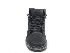 """Ботинки """"Комфорт"""" коричневые, иск. мех"""