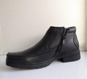 Ботинки мужские утеплённые арт. 4320, иск. мех