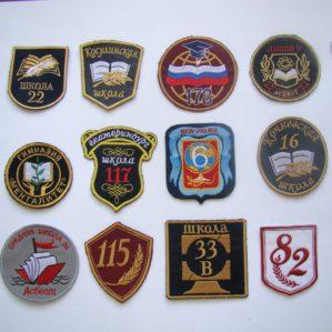 Логотипы, эмблемы, шевроны