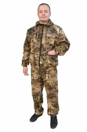 """Костюм """"Геккон"""" кмф куртка+брюки, ткань твил"""