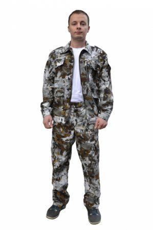 """Костюм """"Барс"""" кмф куртка+брюки, ткань твил"""