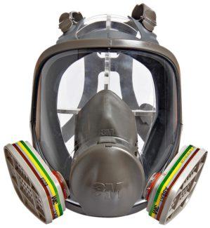 Полнолицевая маска ЗМ 6800 200 ПДК